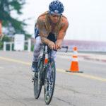 Triathlete David Nonemacher
