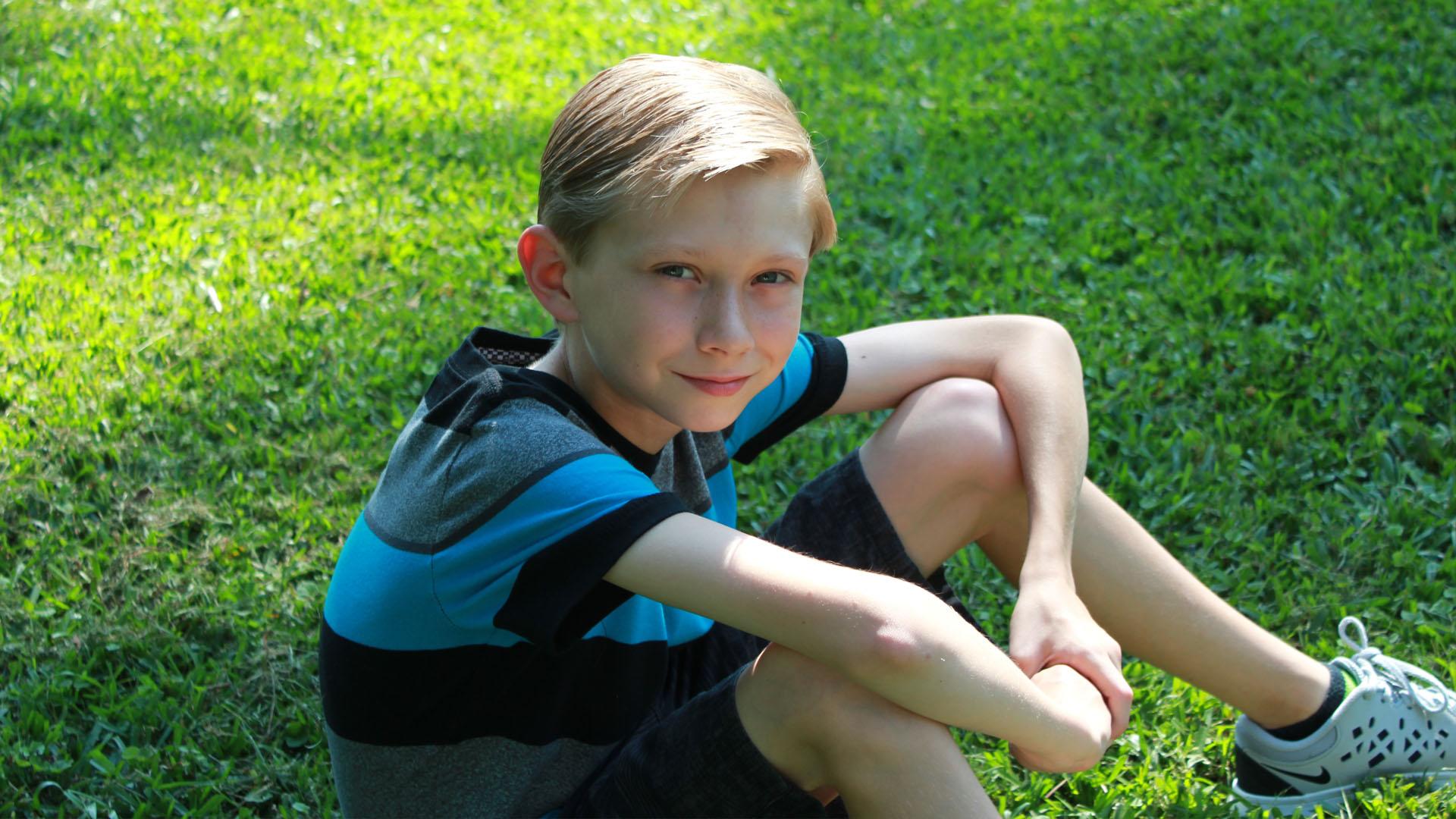 Roland Martin - Juvenile Arthritis