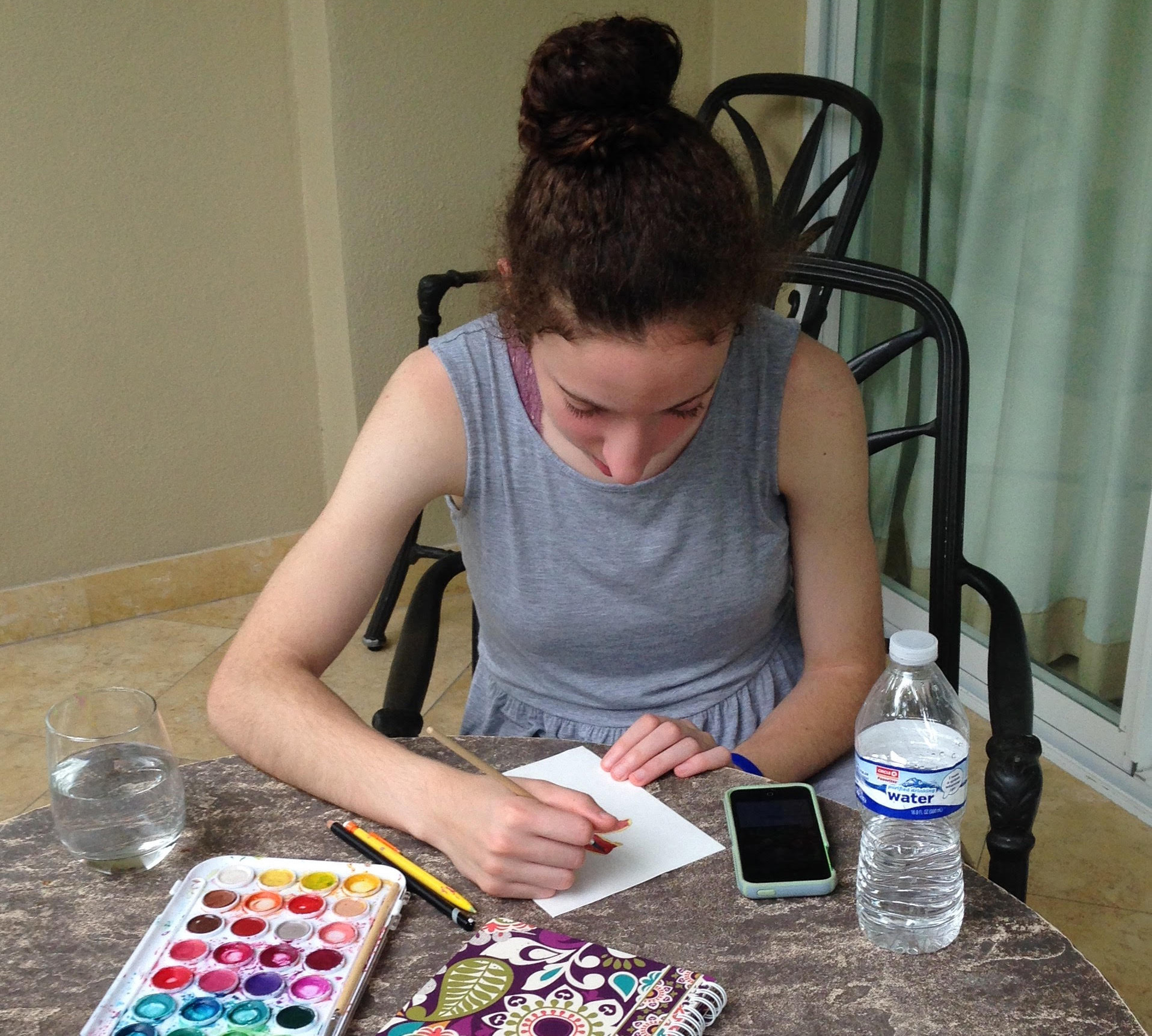 Being Creative to Cope with Juvenile Arthritis