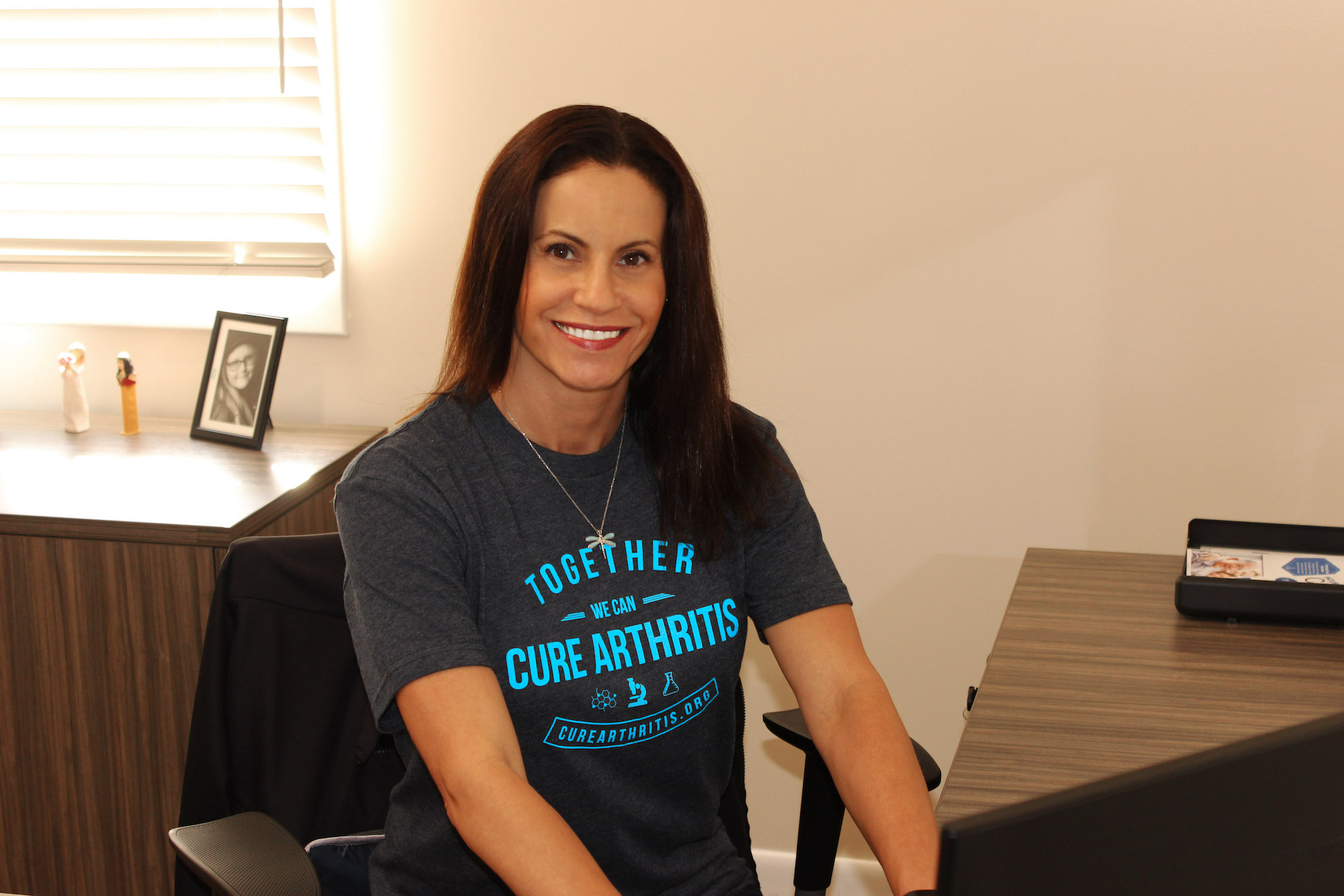 Anita Rodriguez | Fund Development Director | Cure Arthritis