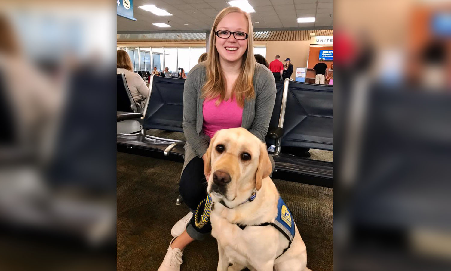 Service Dog | Adele and Kara