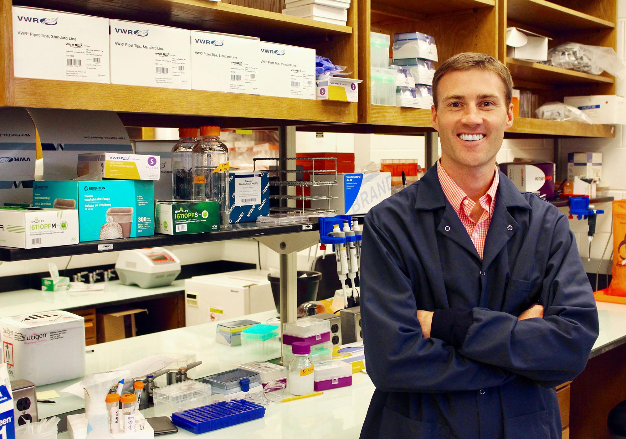 Arthritis and Aging Research | Brian Diekman, PhD
