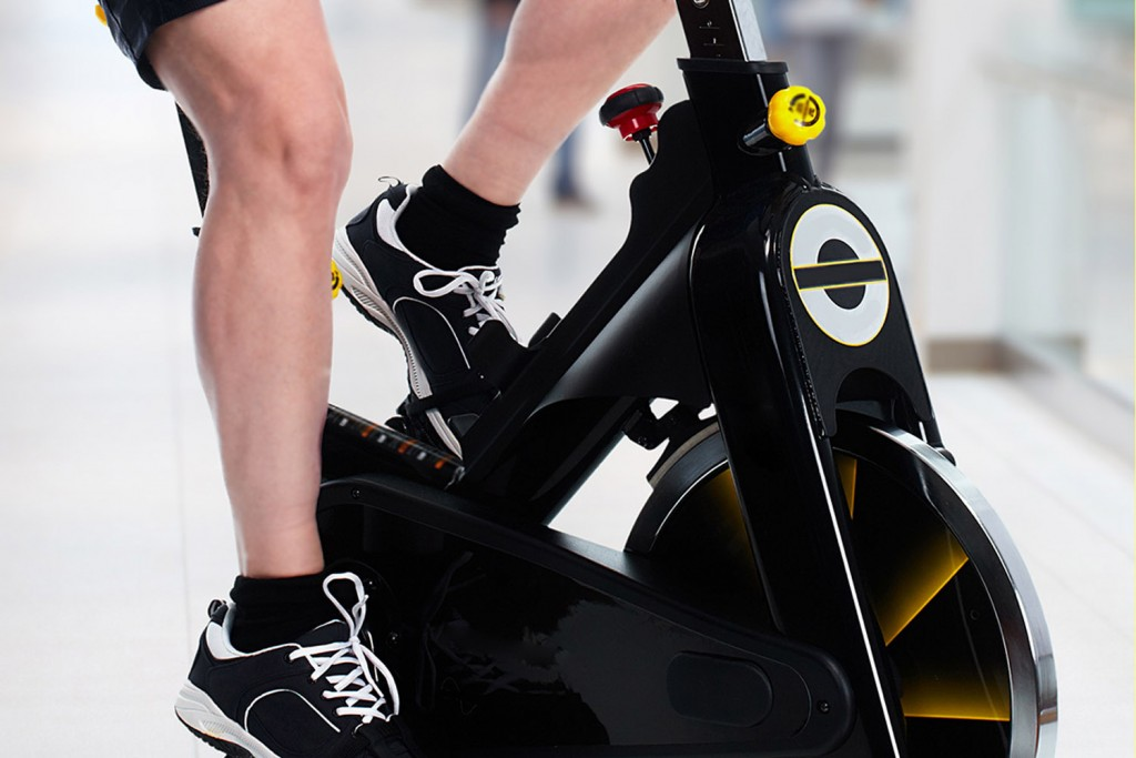 Spin Cycle   Healthy Habits   Spin Biking