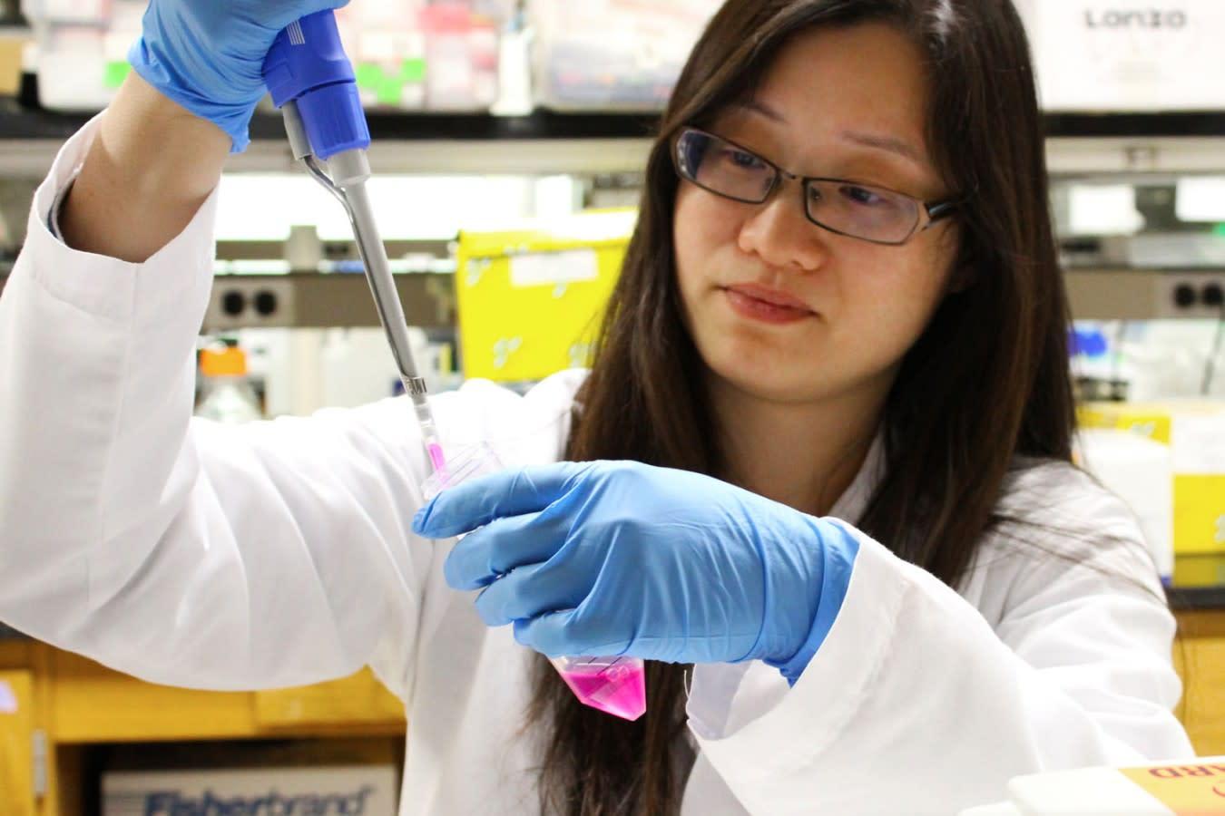 Eliza PS Tsou, PhD   Scleroderma Treatment and Research