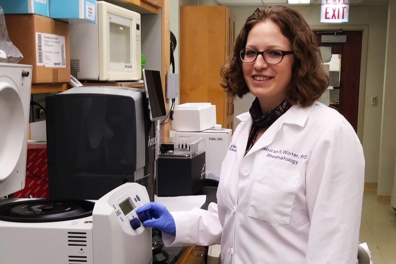 Macrophages | RA Research | Deborah Winter, PhD