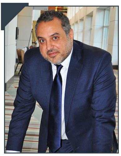 Zaher Nahle, PhD, MPA