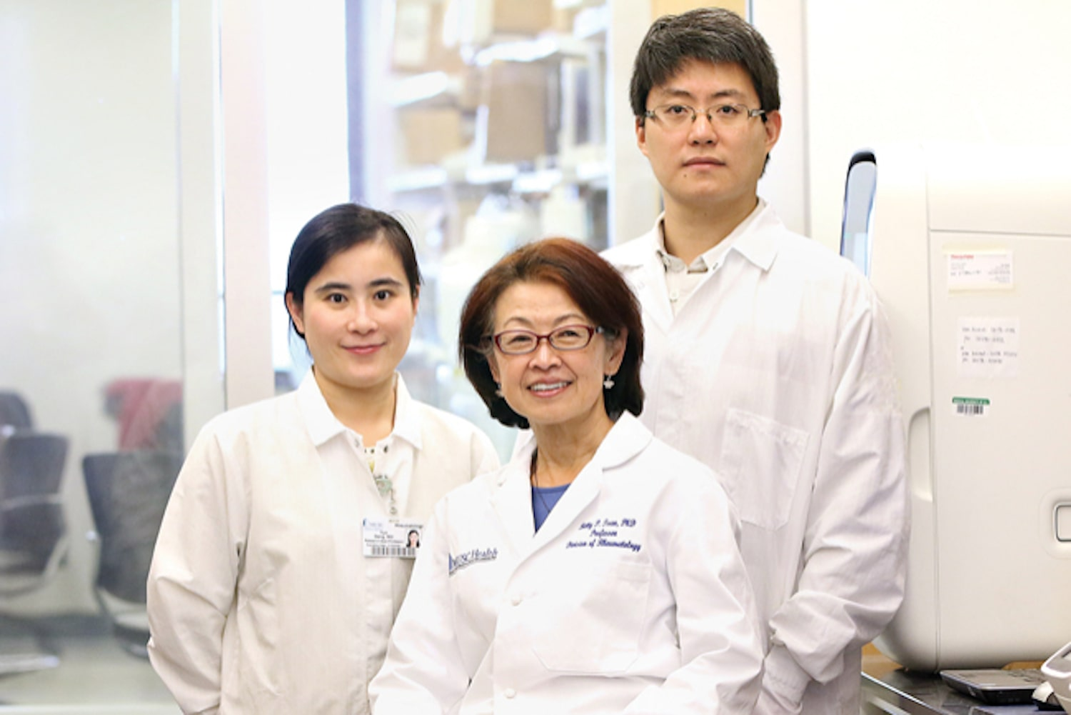 Betty Tsao, PhD | Jian Zhao, PhD | Genetic Risk Factor